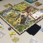 村の運命を操るボードゲーム、「村の人生」レビュー