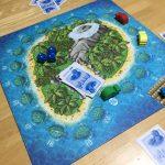 ウミガメたちの産卵競争!?スゴロクに近いボードゲーム「ウミガメの島」レビュー
