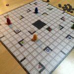 完全論理型パズルボードゲーム!「ハイパーロボット」レビュー