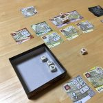 シンプルな和風ダイスゲーム!ライナー・クニツィアのボードゲーム「戦国時代」レビュー