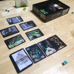 チキンゲームでプレイヤー同士の読み合いが面白い!ボードゲーム、「インカの黄金」レビュー