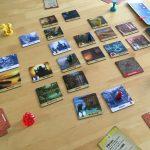簡易版「パンデミック」のような協力ボードゲーム「禁断の島」レビュー