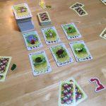 ゲーム内容が変化していくボードゲーム「フルーツジュース」レビュー!