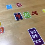 ジレンマがとても悩ましい!軽量型競り系ボードゲーム「ゲシェンク」レビュー