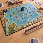 交渉が非常にシビアなボードゲーム「さまよえるオランダ人」レビュー!