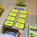 論理滾るボードゲーム「タギロン」レビュー!