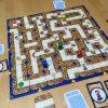 動く迷路で宝探し!名作ボードゲーム「ラビリンス」レビュー!